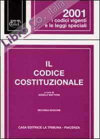 Il codice costituzionale