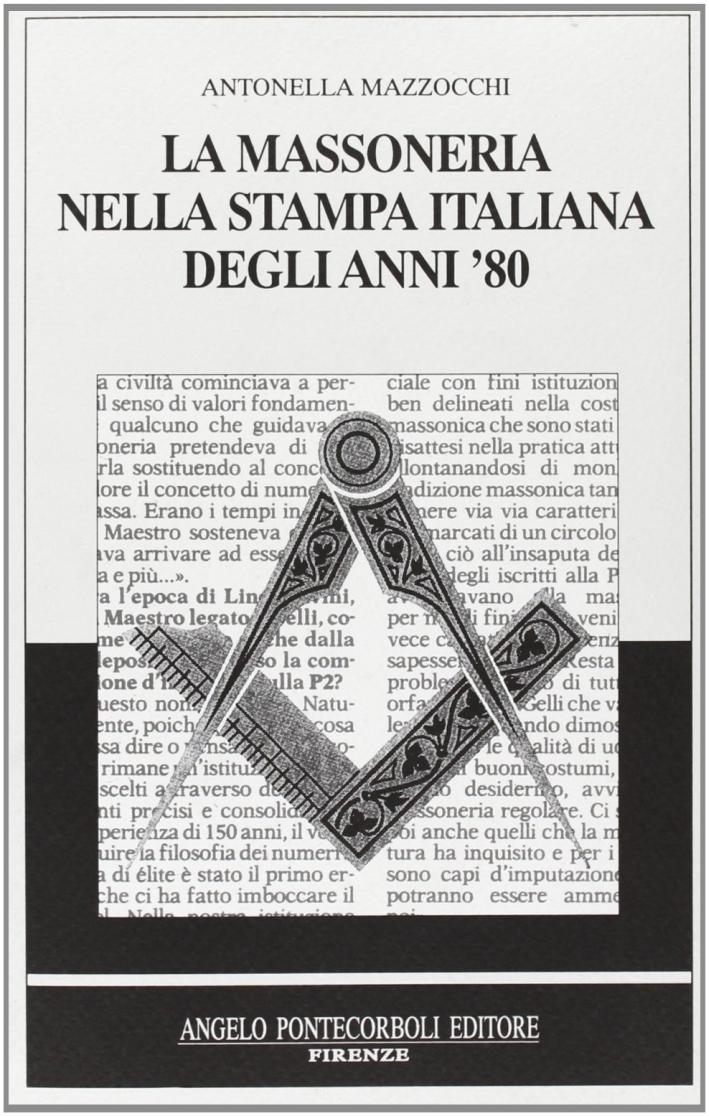 La massoneria nella stampa italiana degli anni '80