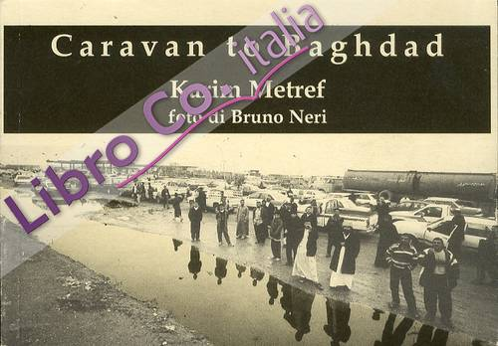 Caravan to Baghdad. Diario di un operatore umanitario nella Baghdad occupata