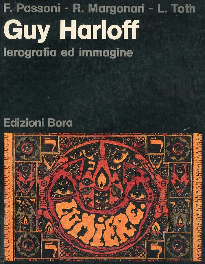 Guy Harloff. Ierografia e immagine