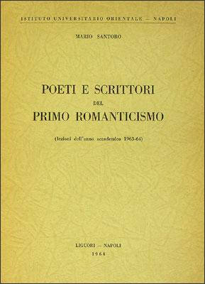 Poeti e scrittori del primo Romanticismo.