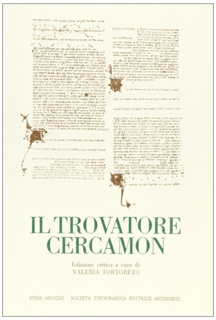 Il trovatore Cercamon