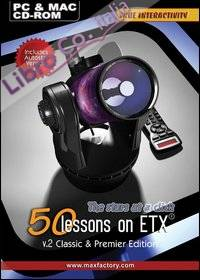 The stars at a click. 50 lessons on ETX. CD-ROM