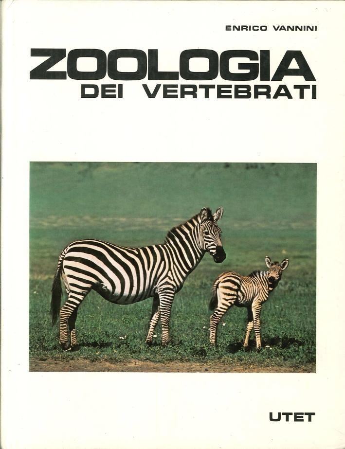 Zoologia. Volume 3: Zoologia dei Vertebrati
