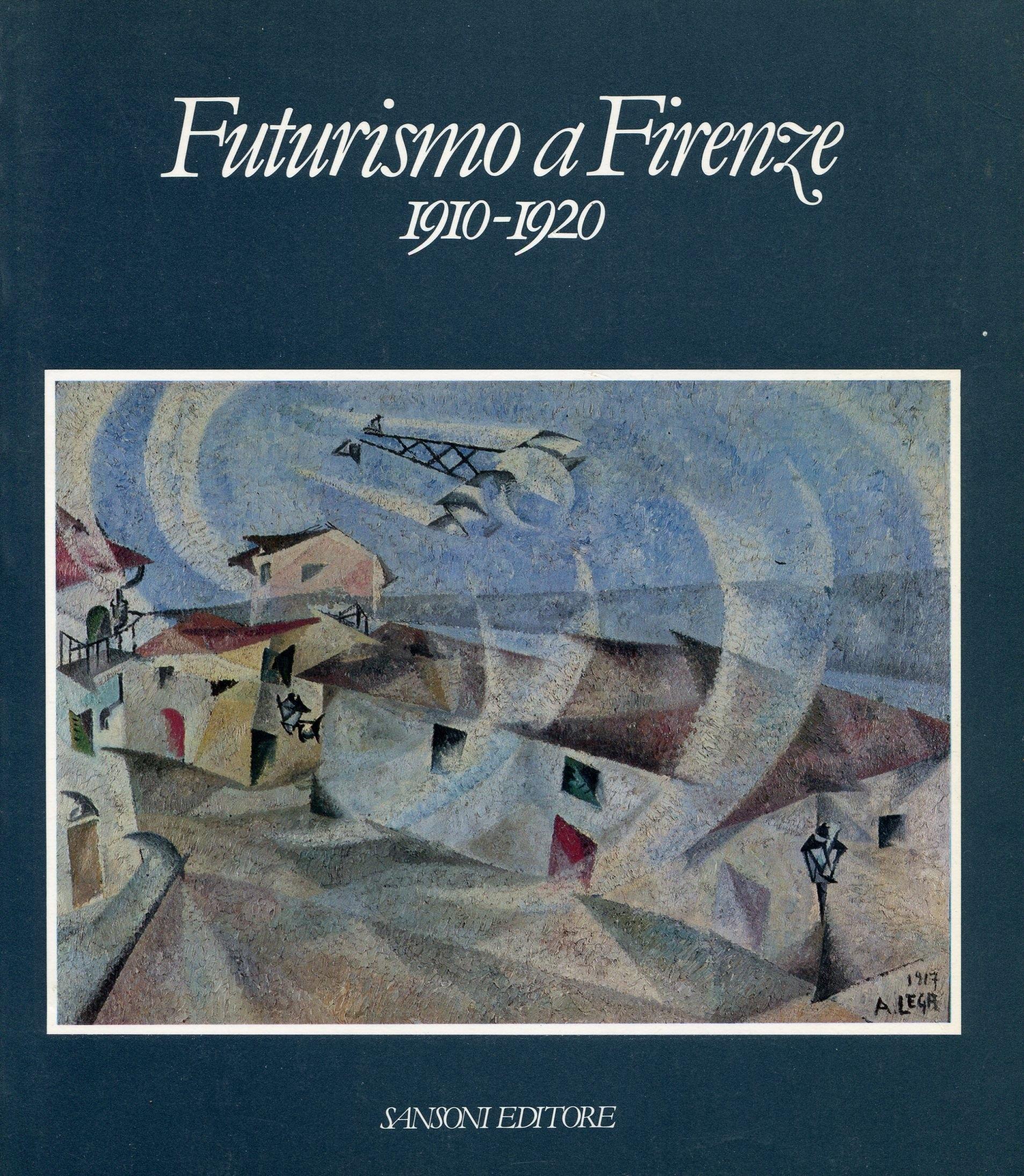 Futurismo a Firenze (1910-1920)