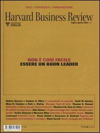 Harvard Business Review. Vol. 2: Non è così facile essere un buon leader