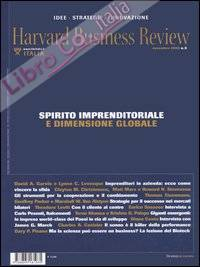 Harvard Business Review. Vol. 5: Spirito imprenditoriale e dimensione globale