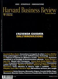 Harvard Business Review. Vol. 6: L'azienda guidata dall'innovazione