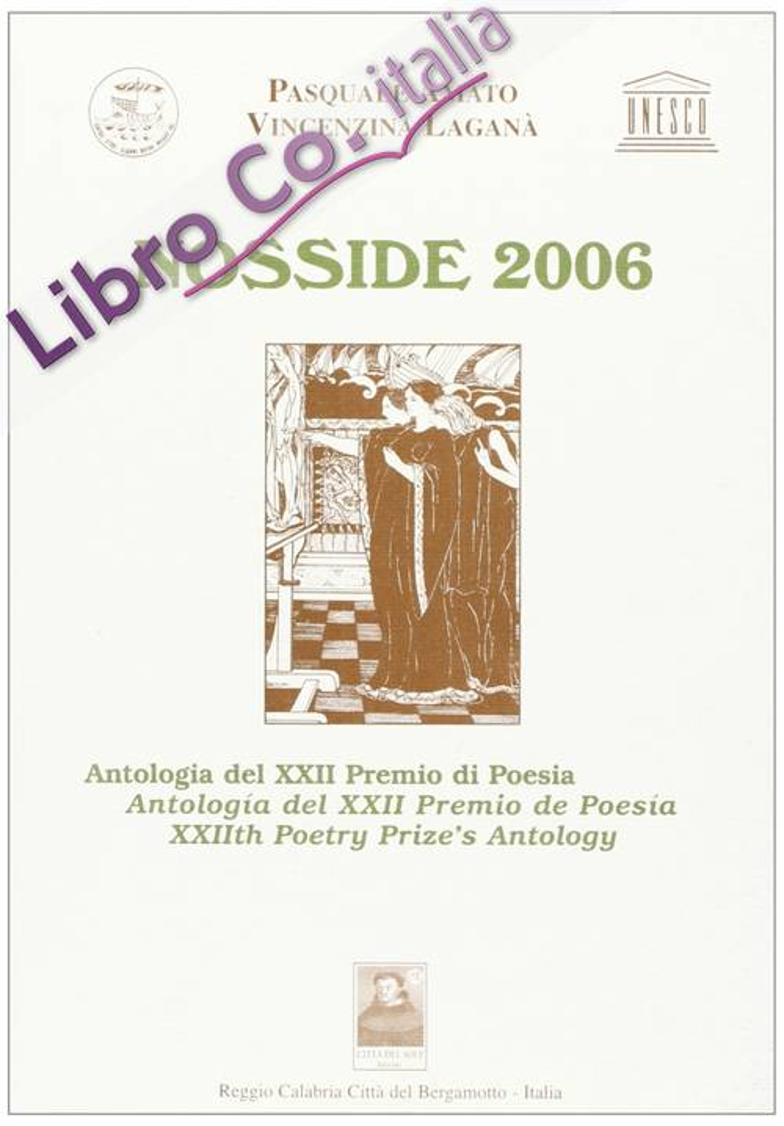 Nosside 2006. Antologia del 22ª Premio di poesia