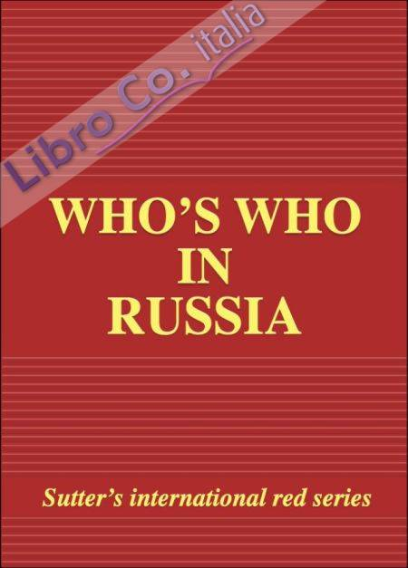 Who's who in Russia 2003