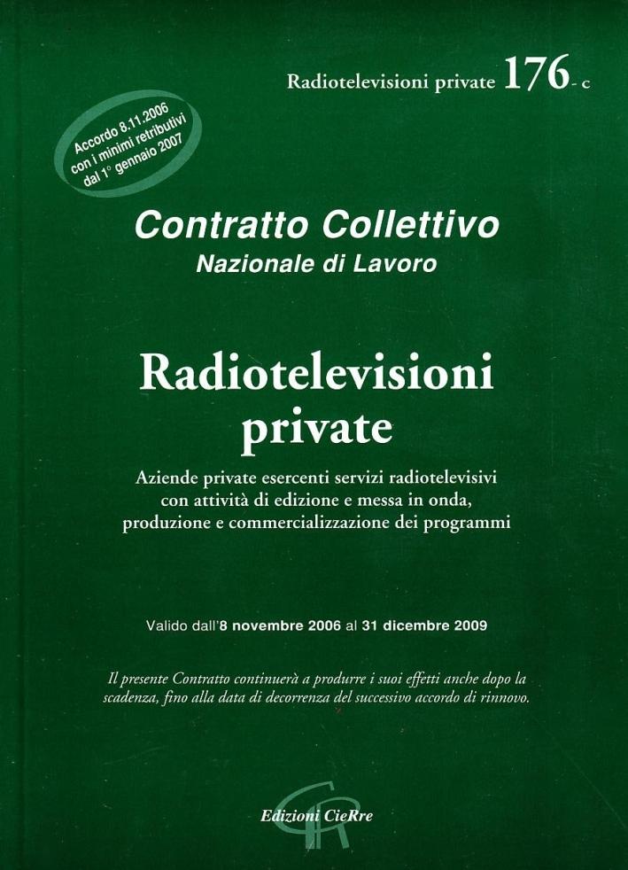 CCNL radiotelevisioni private