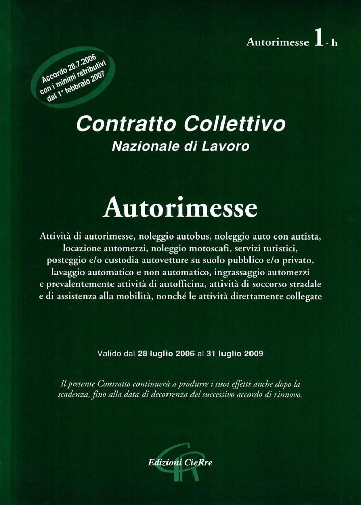CCNL autorimesse
