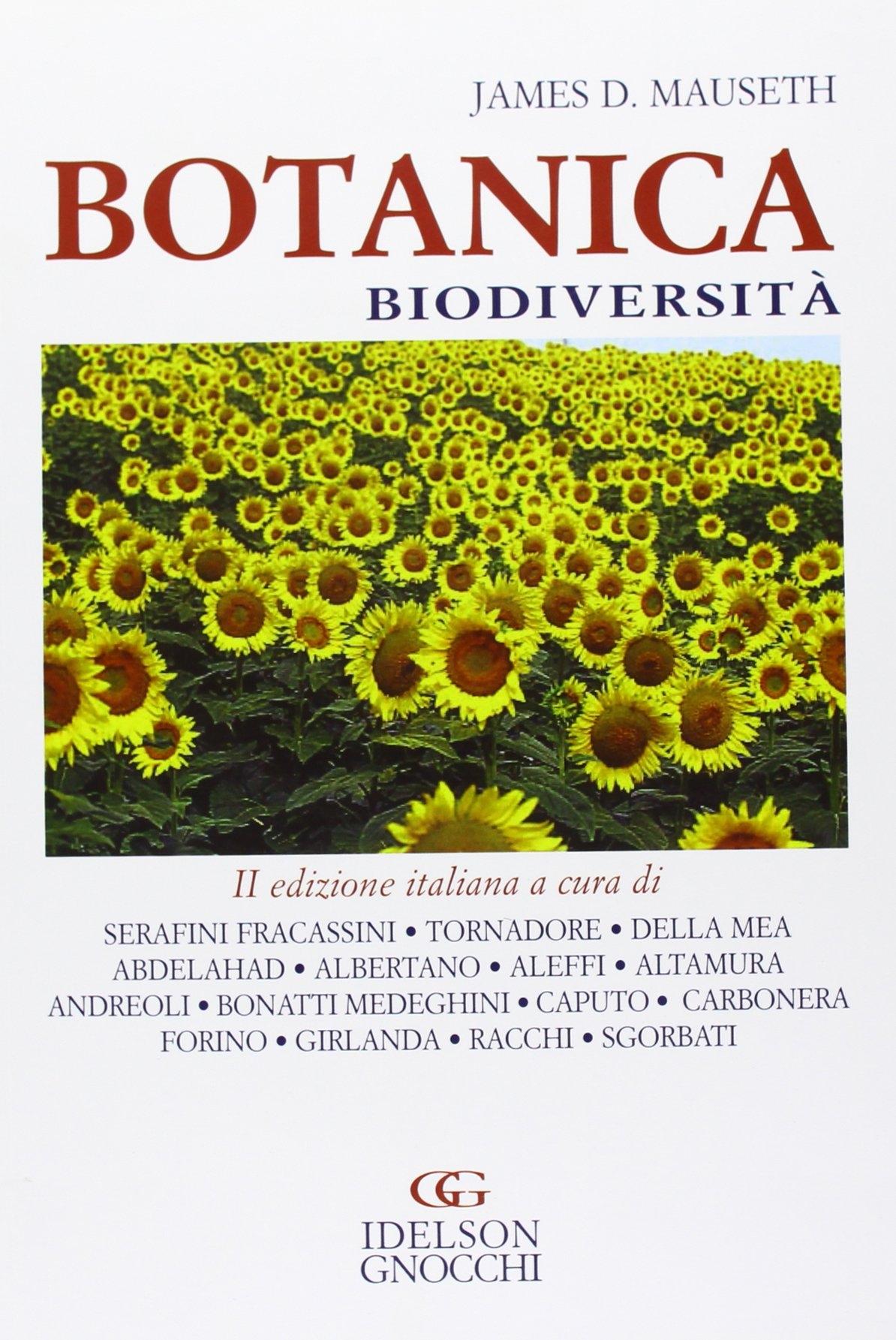 Botanica. Biodiversità. Con CD-ROM