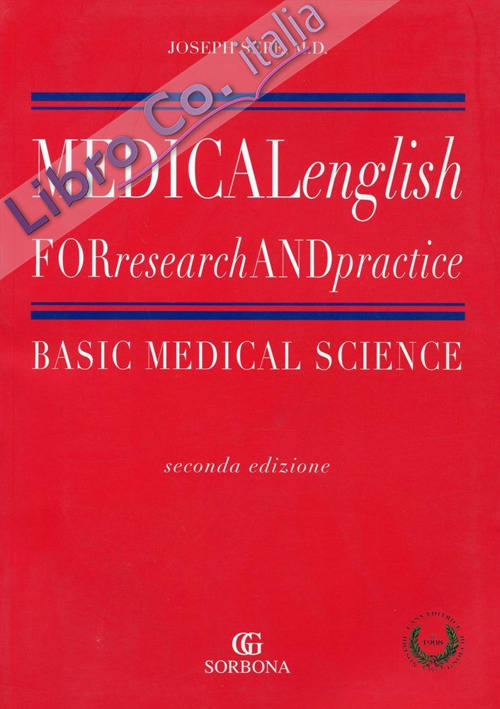 Medical english for research and practice. Basic medical science.