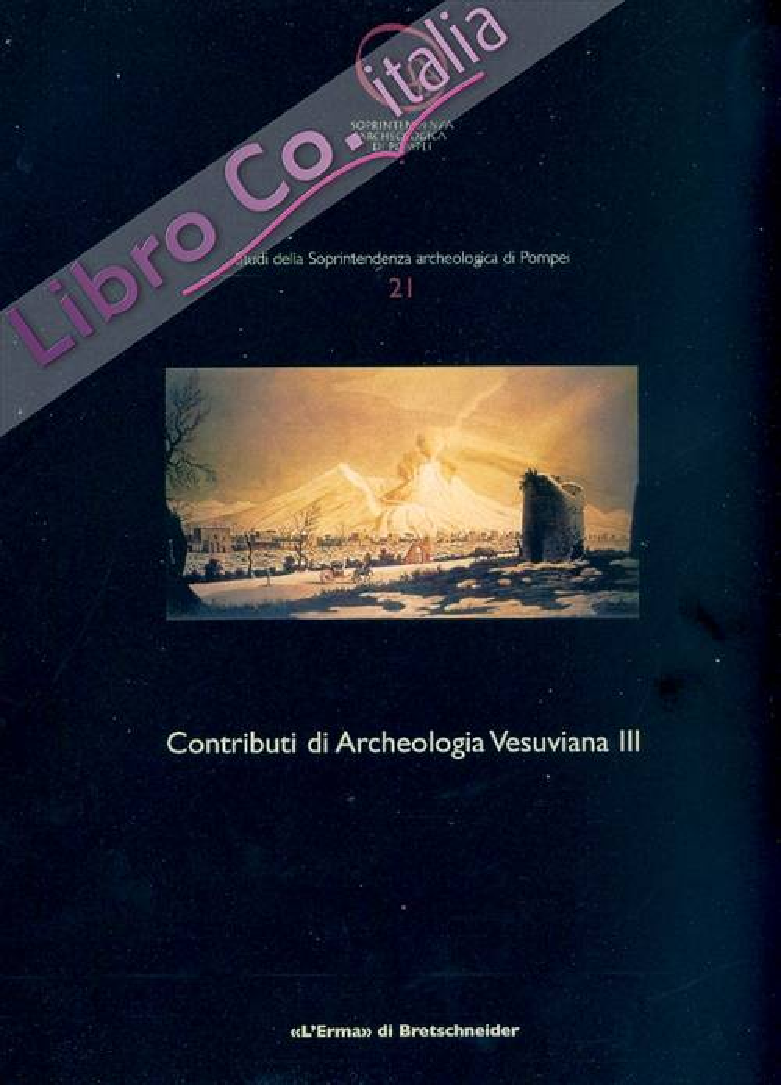 Contributi di Archeologia Vesuviana. III. I culti di Pompei. Raccolta critica della documentazione. La norme à Pompéi (I sec. Avant - I sec. Après J-C).