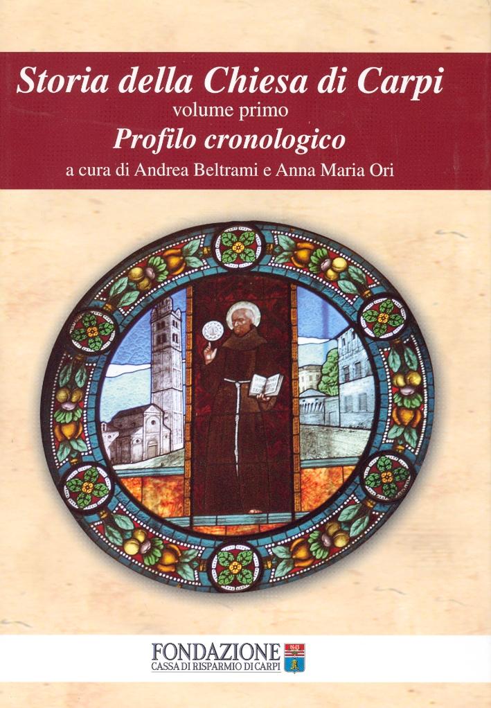 Storia della Chiesa di Carpi. Profilo cronologico