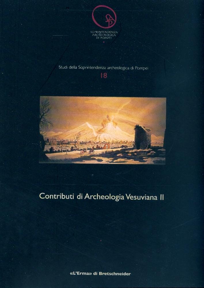 Contributi di Archeologia Vesuviana. II. Un tempio di Esculapio a Pompei. La Casa dei dioscuri di Pompei una nuova lettura. Le