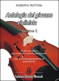 Antologia del giovane violinista. Vol. 2