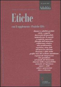 Etiche (2007). Vol. 25