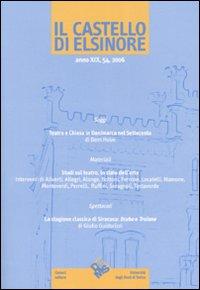 Il castello di Elsinore (2006). Vol. 54