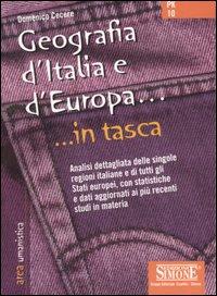 Geografia d'Italia e d'Europa