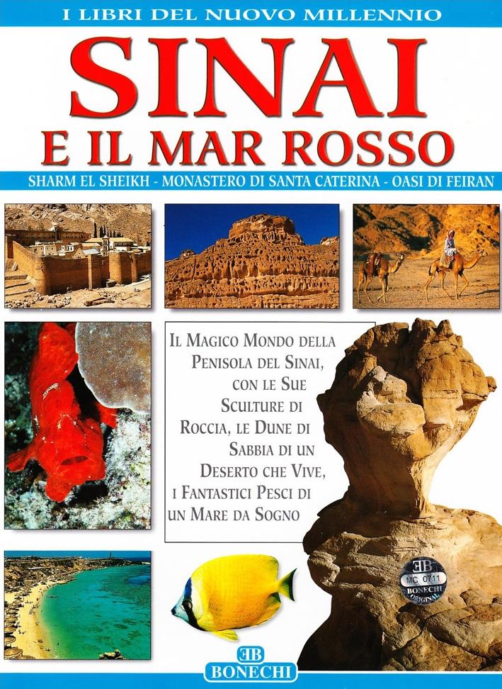 Sinai e il Mar Rosso. Ediz. italiana