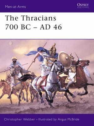 Maa 360 - the thracians 700 bc - ad 46.