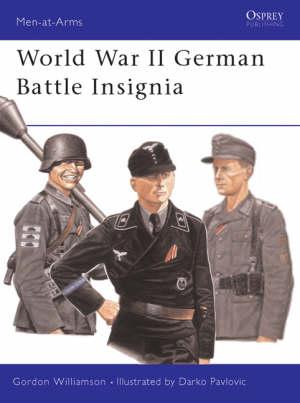 Maa 365 - world war ii german battle insignia