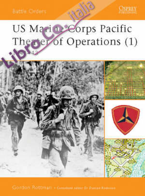 Battle orders 1 - us marine corps pacific theater of operations 1941-43