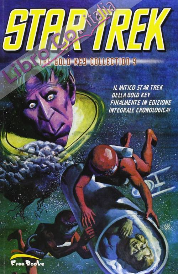 Star Trek. The Gold Key Collection. Vol. 9.