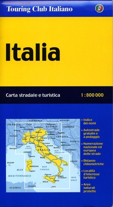 Italia 1:800.000.