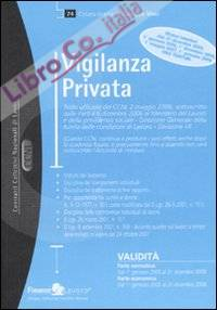CCNL vigilanza privata