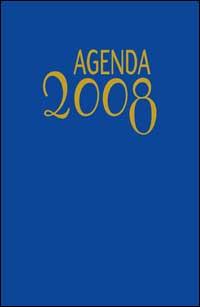 Agenda Vita cristiana 2008.