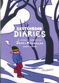 Sketchbook diaries. Vol. 2