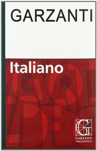 Dizionario italiano Garzanti