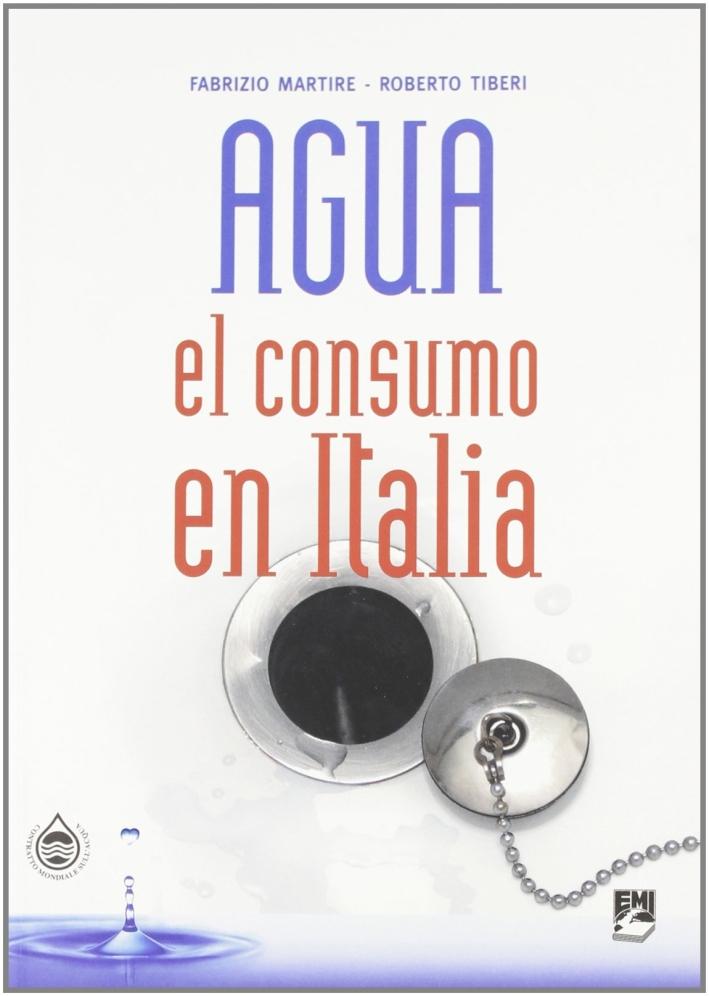 Agua. El consumo en Italia