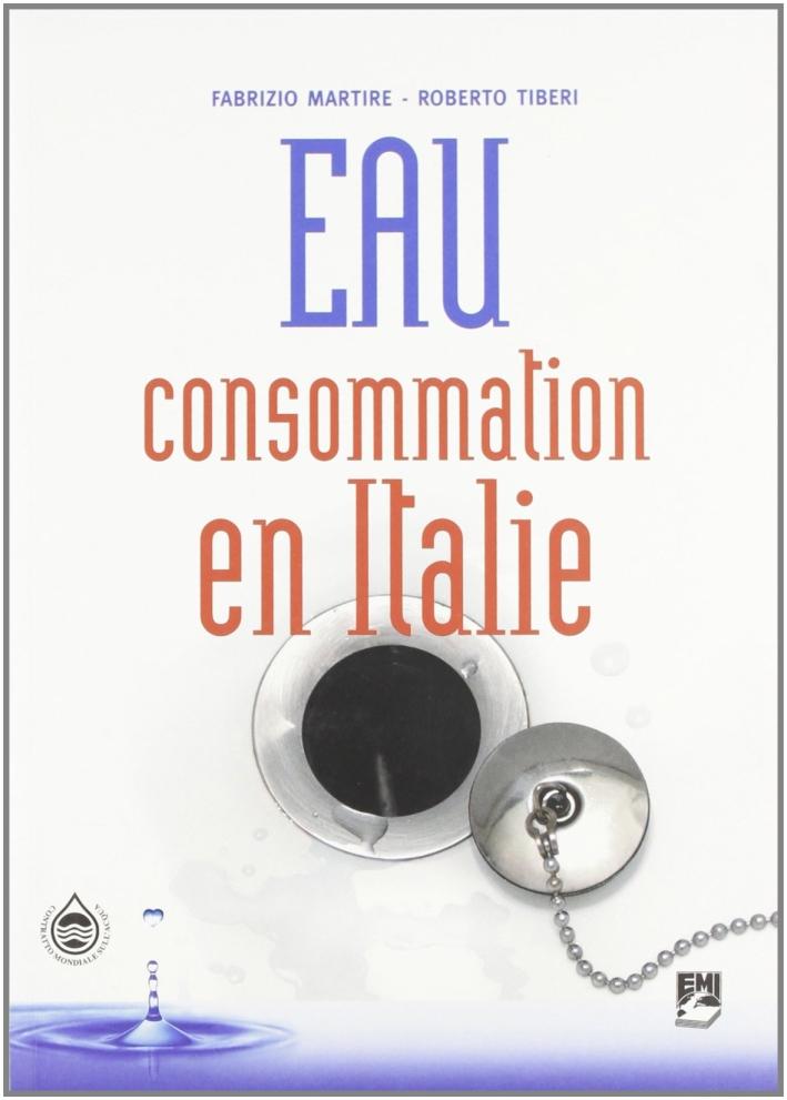 Eau. Consommation en Italie
