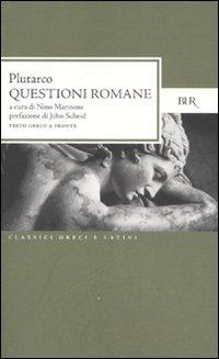 Questioni romane. Testo greco a fronte