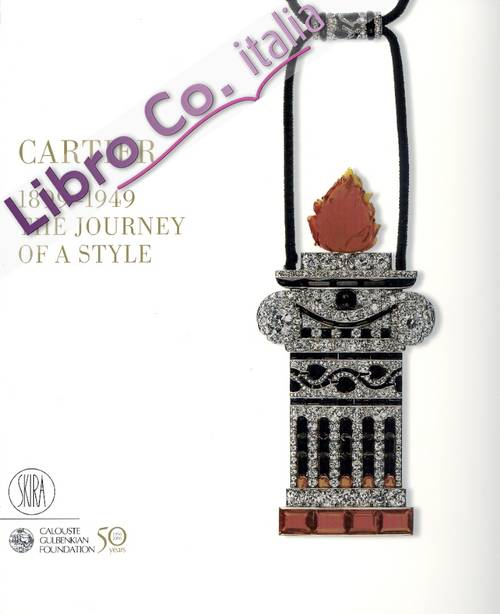 Cartier. 1899-1949. The Journey of a Style