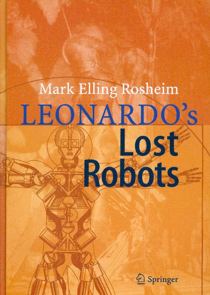 Leonardo's. Lost Robots