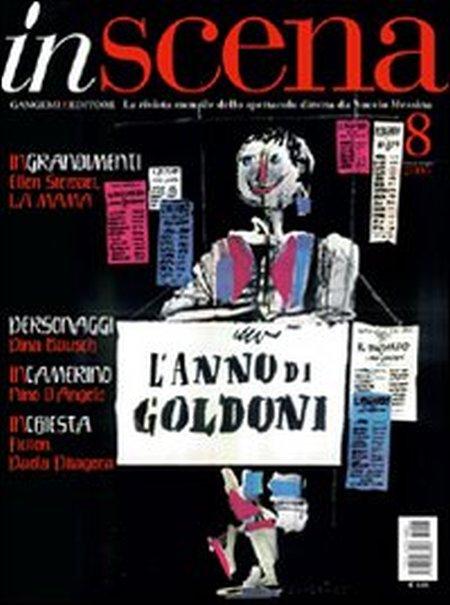 In scena. La rivista dello spettacolo (2006). Vol. 8