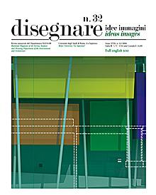 Disegnare. Idee, Immagini.  Ideas, images. Vol. 32. [Ed. Italiano e Inglese]