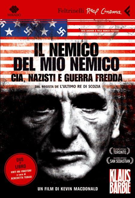 Il Nemico del Mio Nemico. Cia, Nazisti e Guerra Fredda. DVD. Con Libro
