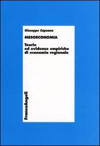 Mesoeconomia. Teorie ed evidenze empiriche di economia regionale