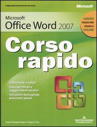 Microsoft Office Word 2007. Corso rapido