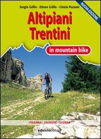 Altipiani trentini in mountain bike.