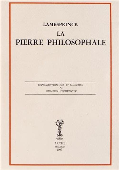 La Pierre Philosophale.