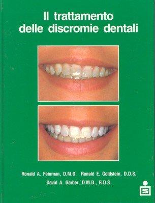 Il trattamento delle discromie dentali