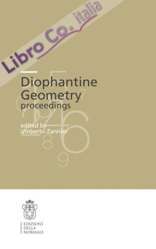 Diophantine geometry. Proceedings
