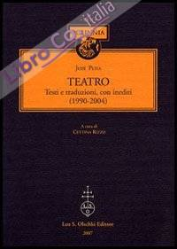 Teatro. 1990-2004